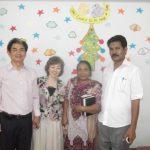 Pst Shakeel Anjum with pst Thongchaiy