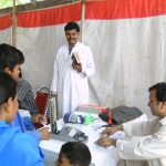 Medical Camp in Children ChapelCAMERA