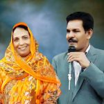 Pst Shakeel and Ester Shakeel