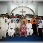 Pst Shakeel with Team